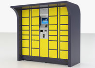 China Intelligent Automated Parcel Lockers for Fresh Foods Fruits Vegetables Parcel Express Delivery factory
