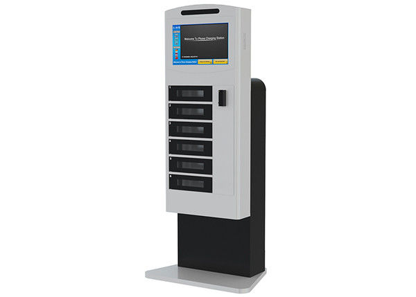 Self Service Mobile Cell Phone Charging Station With Casino Credit Card  Operated