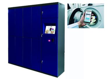 China Self Service Intelligent Digital Laundry Locker with SMS Message Sending Indoor distributor