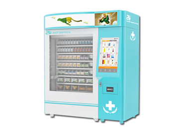 CE FCC Certification Pharmacy Vending Machine With Remote Control Management System
